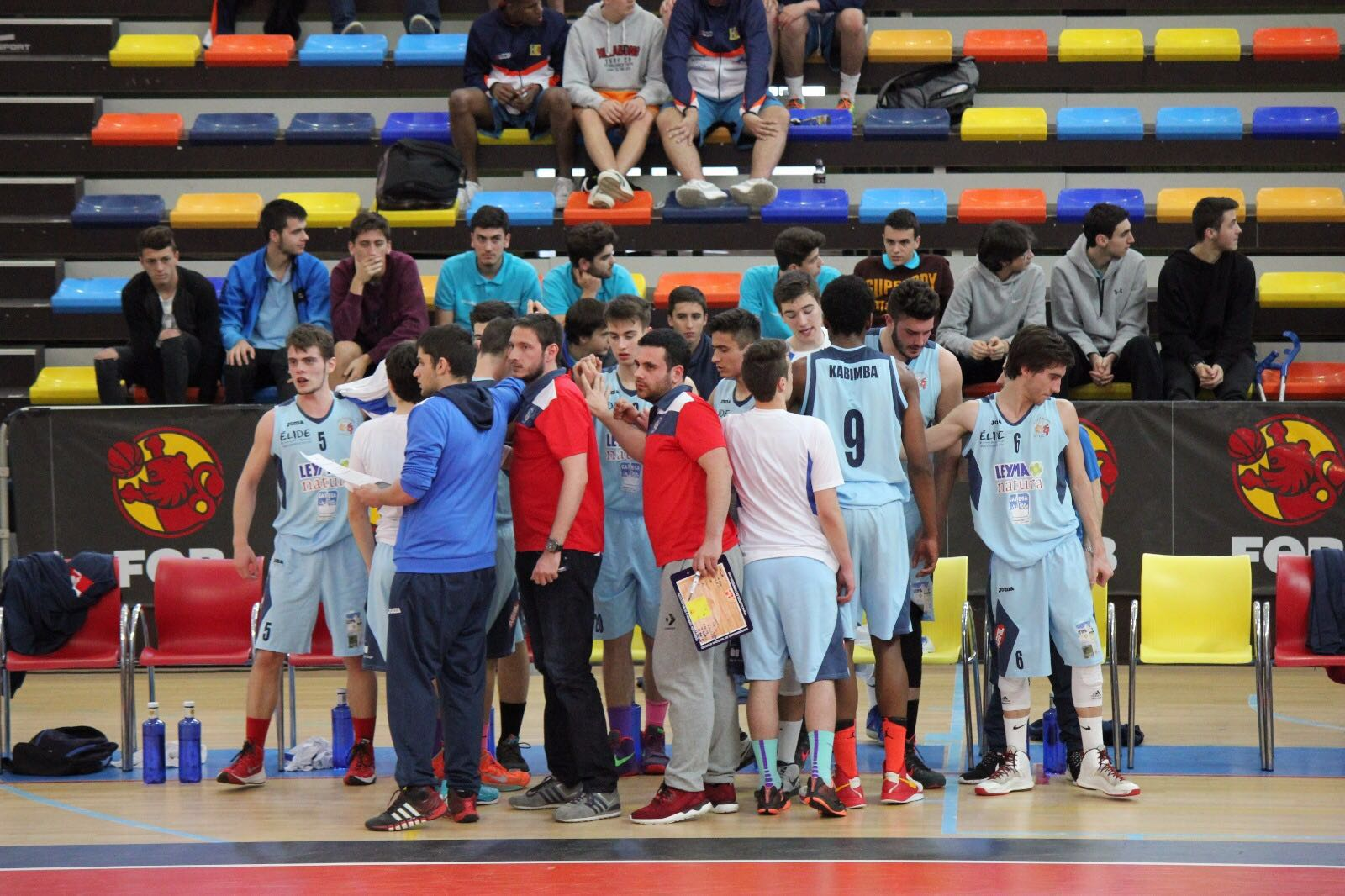 Gustavo Soares Mota Campeonato de España Junior Masculino