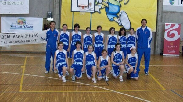 Foto Mini femenino 2008-2009