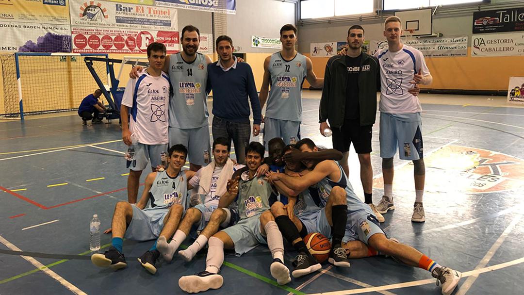 2017-2018 Club Estudiantes Lugo Equipo EBA