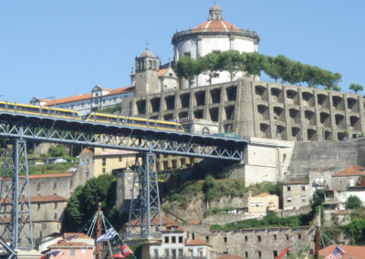 Visitar Oporto - Mosteiro da Serra do Pilar