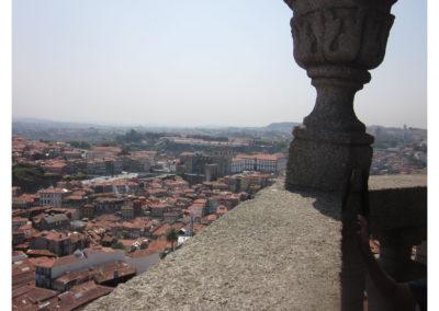 Visitar Oporto - Torre dos Clérigos