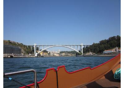 Visitar Oporto - Paseo en barco
