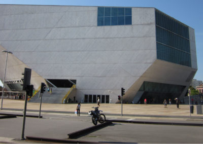 Visitar Oporto - Casa da música