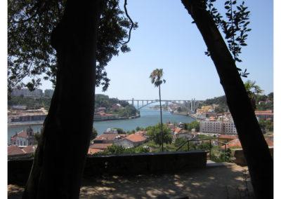 Visitar Oporto - Jardim Romántico