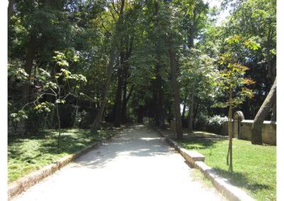 Visitar Oporto - Jardim do palacio de cristal
