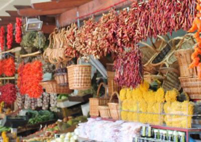 Dia 1 - Mercado dos lavradores