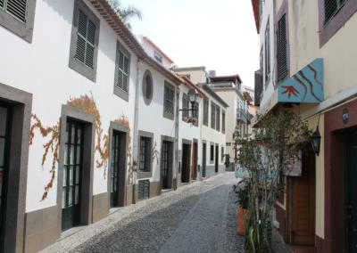 Rua Santa María