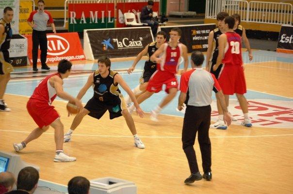 Entrevista zona basquet