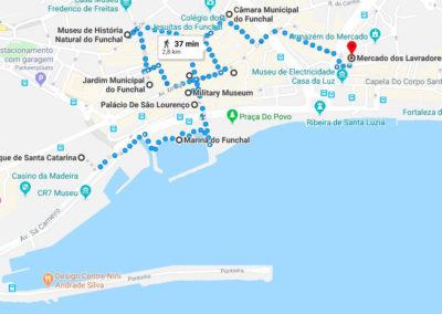 Visitar Madeira Día 1